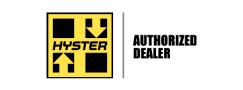 Authorized Hyster dealer